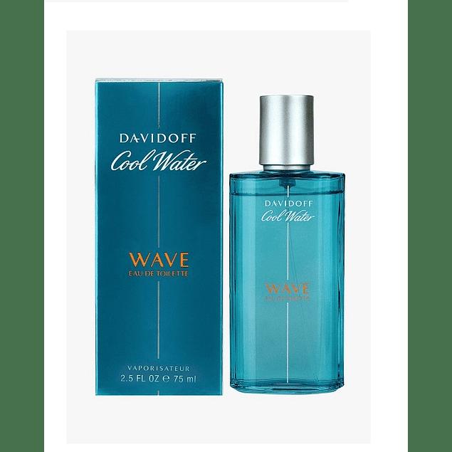 Perfume Cool Water Wave Varon Edt 75 ml