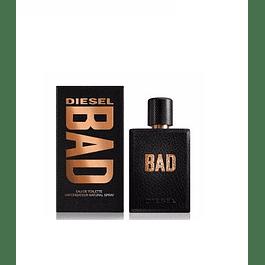 Perfume Diesel Bad Varon Edt 75 ml
