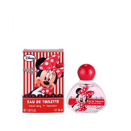 PERFUME MINNIE MOUSE NIÑA EDT 30 ML
