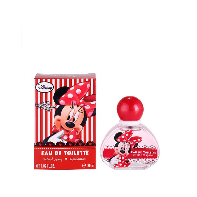 Perfume Minnie Mouse Niña Edt 30 ml