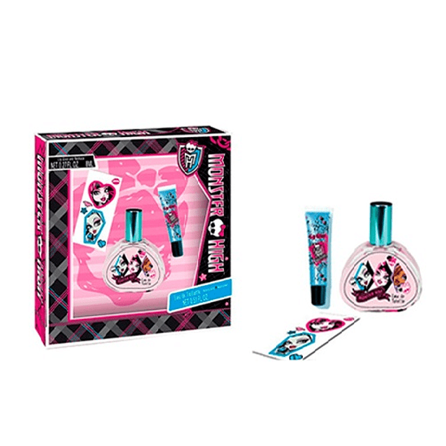 Perfume Monster High Niña Edt 50 ml Estuche