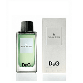 Perfume D & G L´ Amoureux N 6 Dama Edt 100 ml