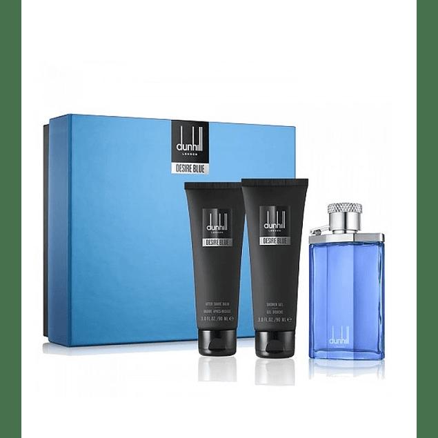 PERFUME DESIRE BLUE HOMBRE EDT 100 ML ESTUCHE