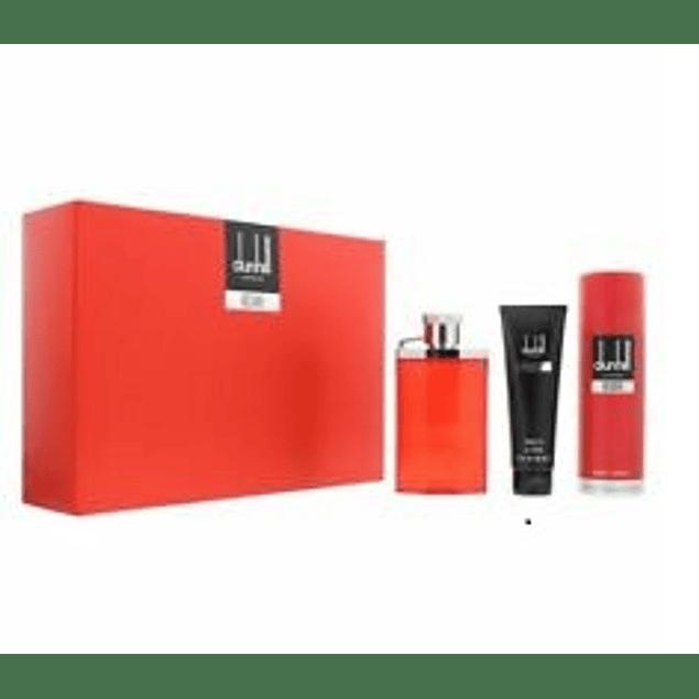 Perfume Desire Red Hombre Edt 100 ml Estuche