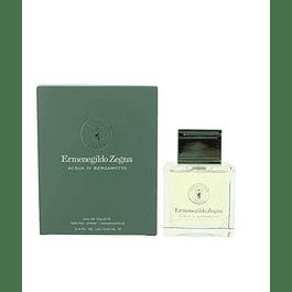 Perfume Zegna Aqcua Di Bergamotto Varon Edt 100 ml