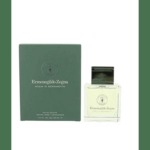 Perfume Zegna Aqcua Di Bergamotto Hombre Edt 100 ml