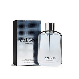 Perfume Zegna City New York Hombre Edt 100 ml
