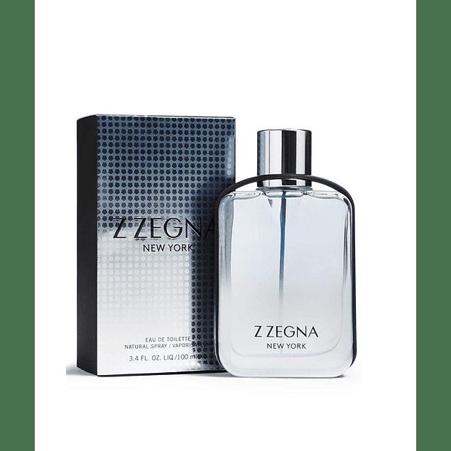 Perfume Zegna City New York Hombre Edt 100 ml