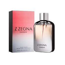 Perfume Zegna City Shangai Varon Edt 100 ml