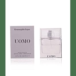 Perfume Zegna Uomo Varon Edt 30 ml
