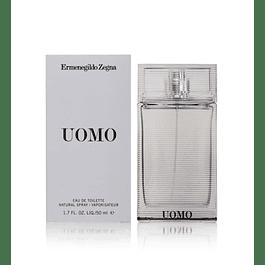 Perfume Zegna Uomo Varon Edt 50 ml