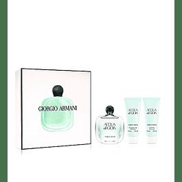 Perfume Acqua Di Gioia Dama Edp 100 ml Estuche