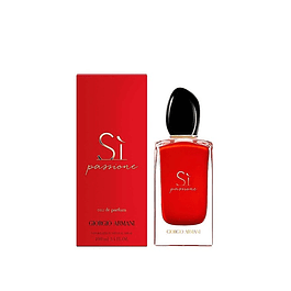 Perfume Si Armani Passione Dama Edp 100 ml