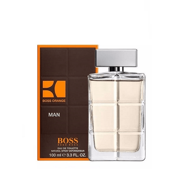 Perfume Boss Orange Hombre Edt 100 ml