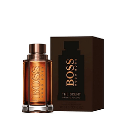 Perfume Boss The Scent Private Accord Hombre Edt 100 ml