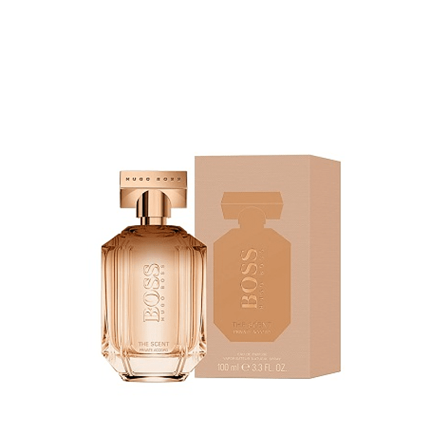 Perfume Boss The Scent Private Accord Mujer Edp 100 ml