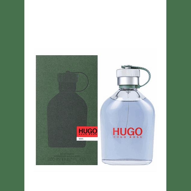 Perfume Hugo (Cantimplora) Hombre Edt 200 ml