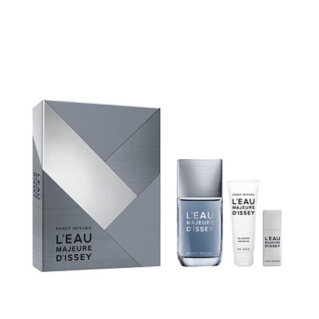 Perfume Issey Miyake L Eau Majeure Hombre Edt 100 ml Estuche