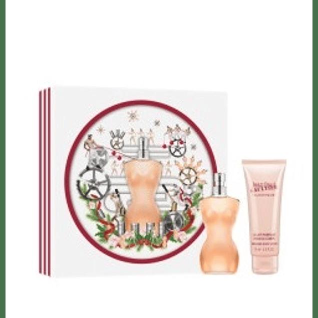 Perfume Jean Paul Gaultier Mujer Edt 100 ml Estuche