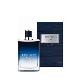 Perfume Jimmy Choo Blue Hombre Edt 100 ml