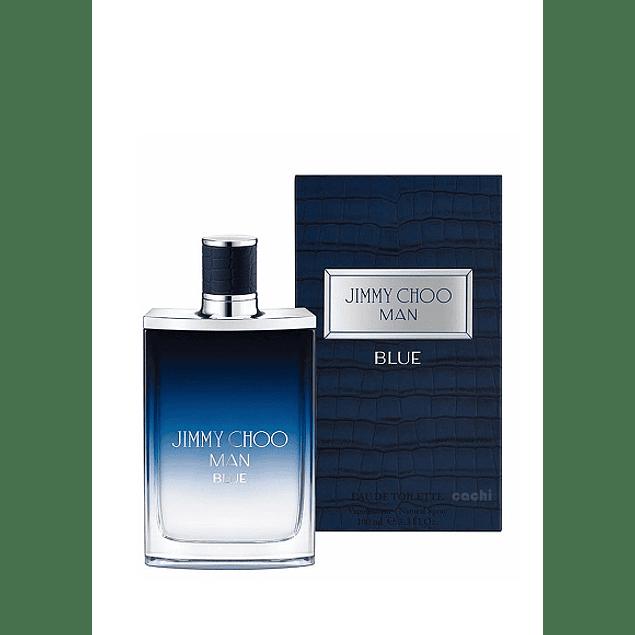 Perfume Jimmy Choo Blue Hombre Edt 100 ml
