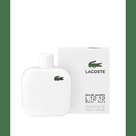 Perfume Lacoste Le Blanc Hombre Edt 175 ml