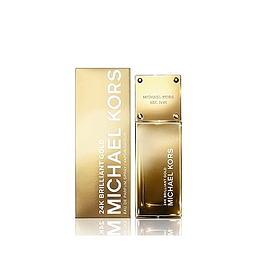 Perfume 24K Brilliant Go Michael Kors Dama Edp 30 ml