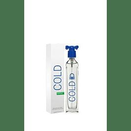 Perfume Cold Similar Benetton Unisex Edt 100 ml