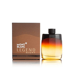 Perfume Mont Blanc Legend Night Hombre Edp 100 ml