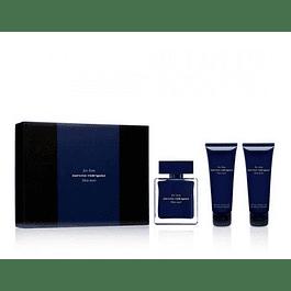 Perfume Narciso Rodriguez Bleu Noir Varon Edt 100 ml Estuche