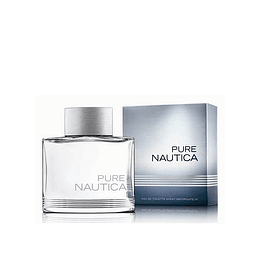 Perfume Nautica Pure Varon Edt 100 ml