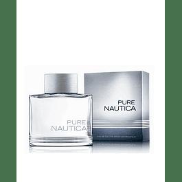 Perfume Nautica Pure Hombre Edt 100 ml