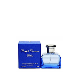 Perfume Ralph Blue (Descontinuado) Dama Edt 40 ml