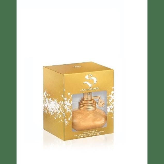 Perfume S Shakira Deluxe (Con Brillo) Mujer Edt 80 ml