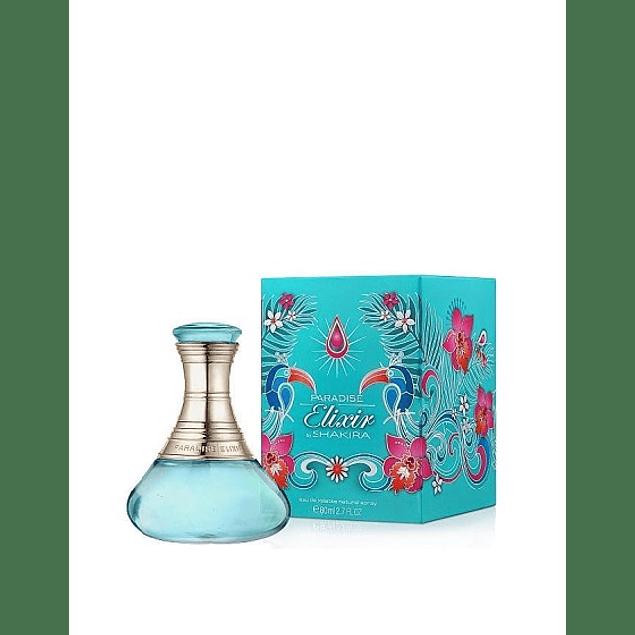 Perfume Shakira Paradise Elixir Mujer Edt 80 ml