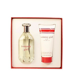 Perfume Tommy Girl Edt 30 ml Estuche