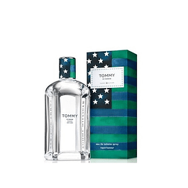 Perfume Tommy Men Summer Hombre Edt 100 ml