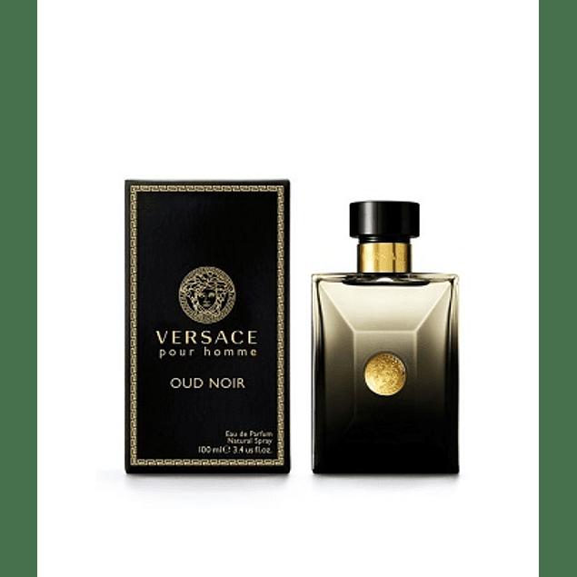 Perfume Versace Oud Noir Pour Homme Hombre Edp 100 ml