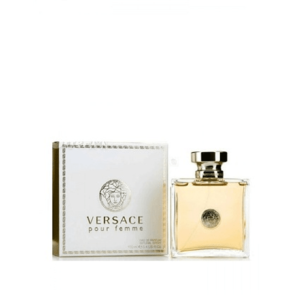 PERFUME VERSACE POUR FEMME MUJER EDP 100 ML