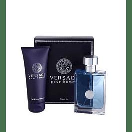 Perfume Versace Pour Homme Hombre Edt 100 ml Estuche