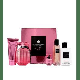 Perfume Victoria Secret Bombshell Dama Edp 100 ml Estuche