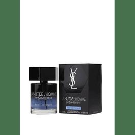 Perfume Ysl La Nuit De L´ Homme Eau Electrique Varon Edt 100 ml