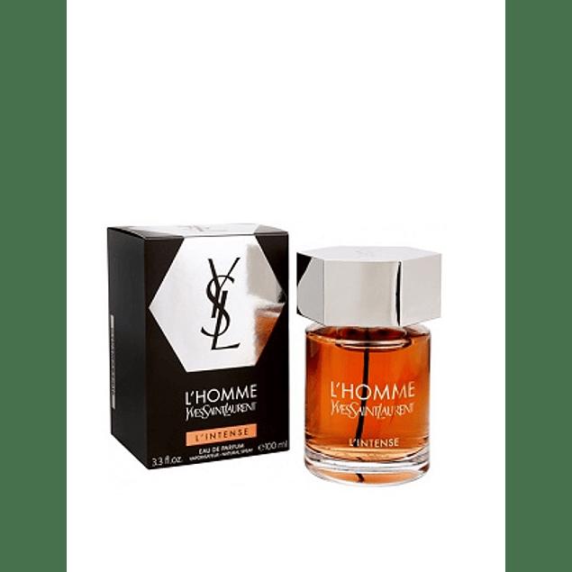 Perfume Ysl L´ Homme L´ Intense Hombre Edp 100 ml