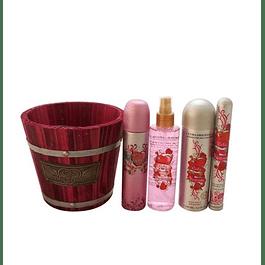 Perfume Cuba Balde Heartbreaker Dama Edp 100 ml Estuche