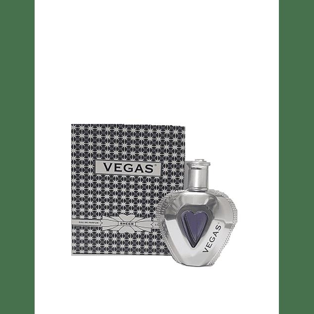 PERFUME VEGAS SHEER MUJER EDP 75 ML