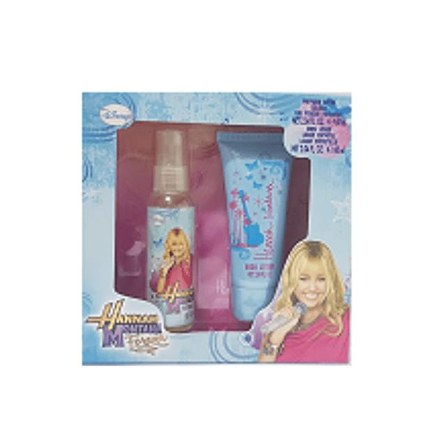 Perfume Hanna Montana Niña Edt 60 ml Estuche