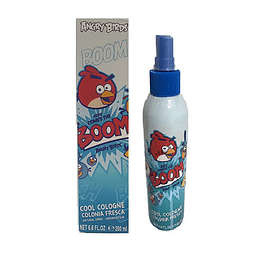 Perfume Boom Angry Birds Unisex Edc 200 ml