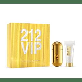 Perfume 212 Vip Dama Edp 80 ml Estuche