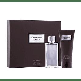 Perfume Abercrombie First Instinct Varon Edt 100 ml Estuche