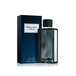Perfume Abercrombie First Instinct Blue Hombre Edt 100 ml